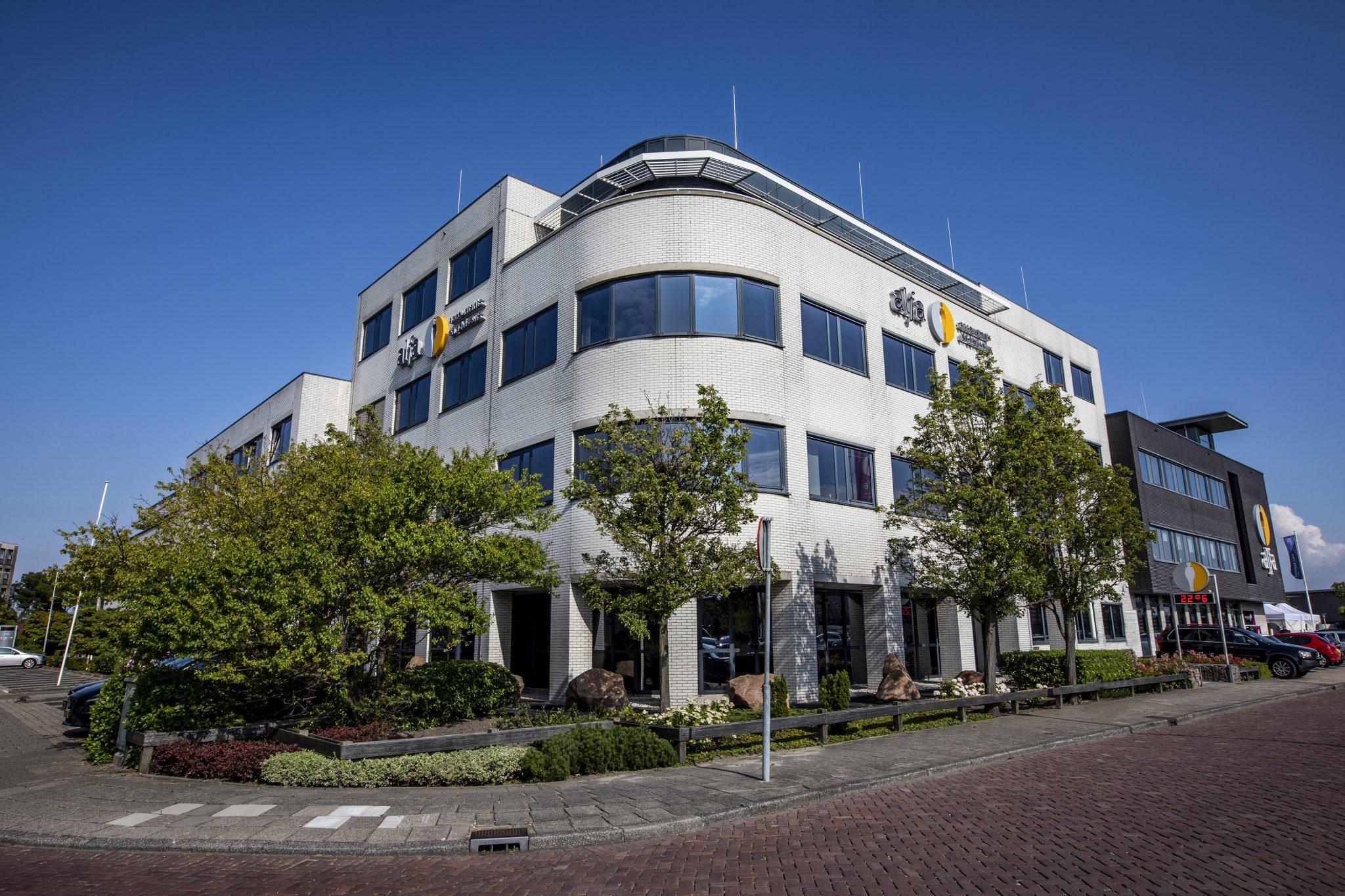 Alfa accountants en adviseurs trouwe sponsor van vv Naaldwijk