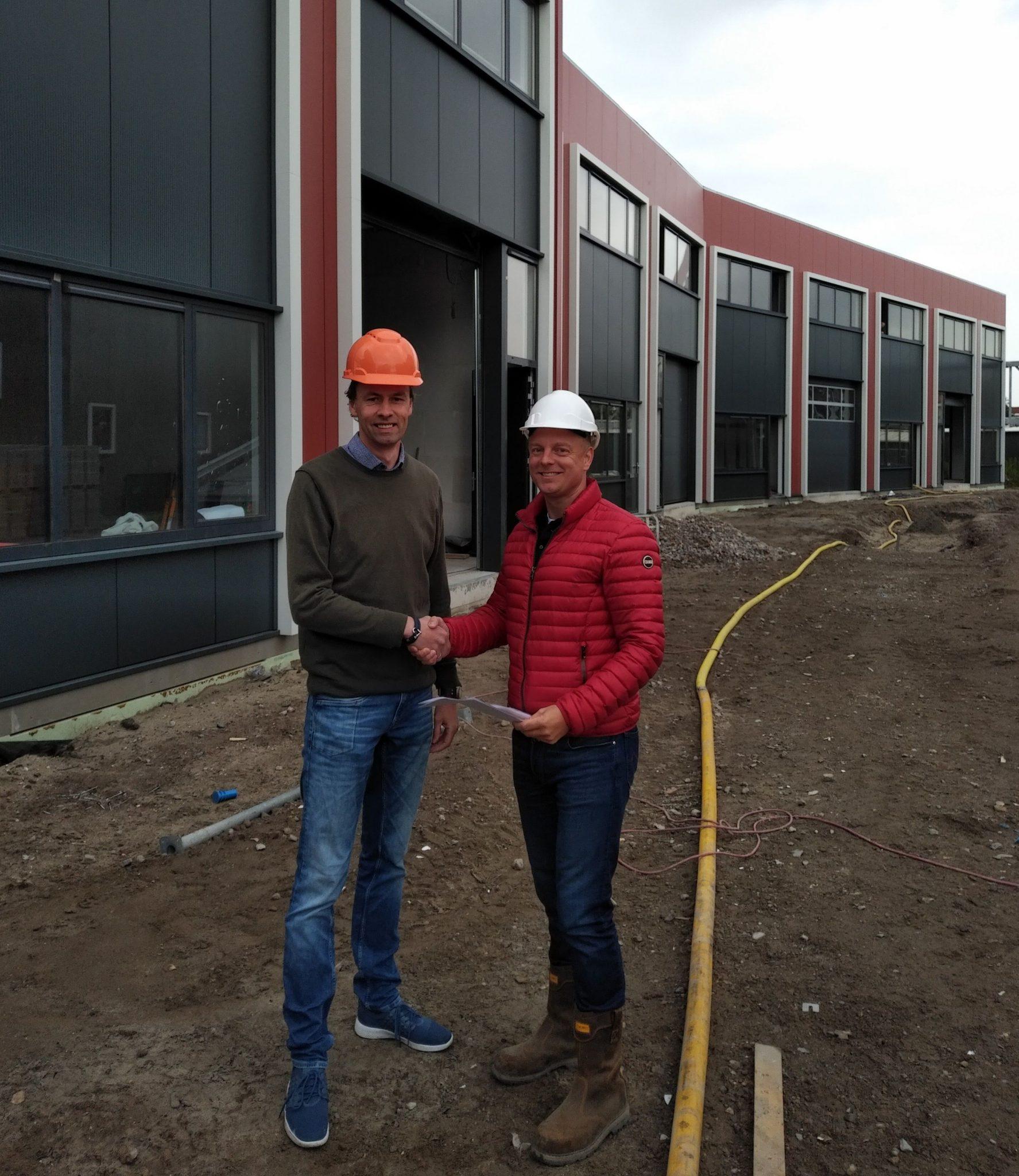 Dijckerhoek projectontwikkeling sponsor tribune renovatie