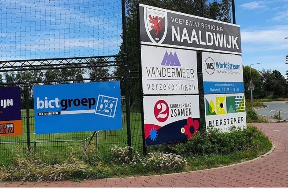 BICT Groep nieuwe sponsor bij vv Naaldwijk