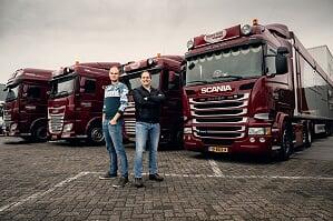 Trans-Peat Logistics B.V. al 6 jaar trouwe sponsor vv Naaldwijk