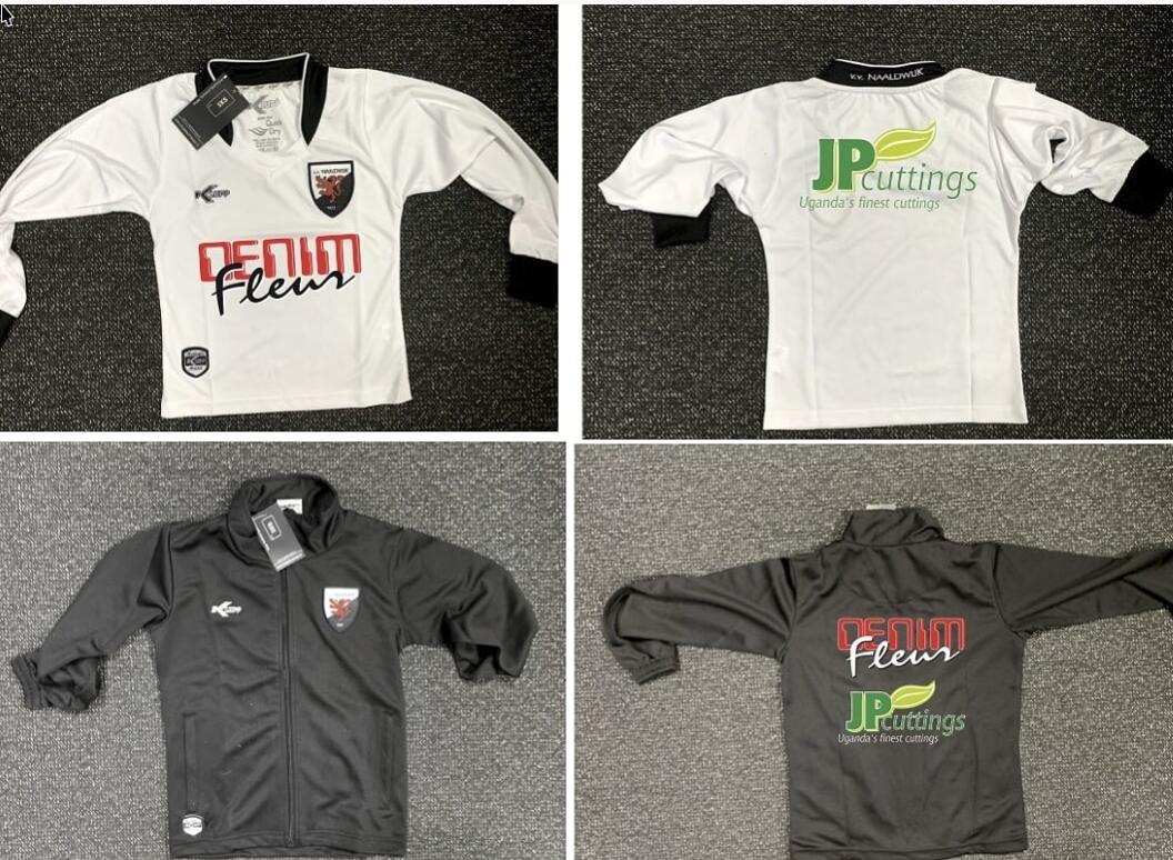 Denimfleur & JP Cuttings nieuwe sponsor van de ukkies!