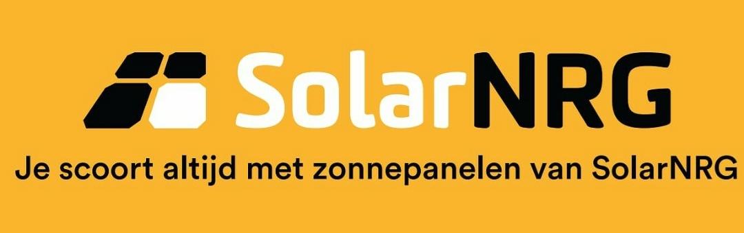 SolarNRG nieuwe sponsor bij VVNaaldwijk