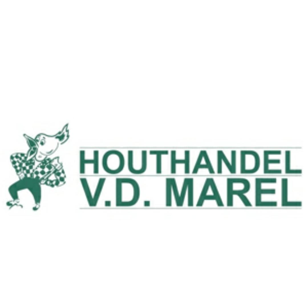 Jubileumsponsor Houthandel V.D. Marel
