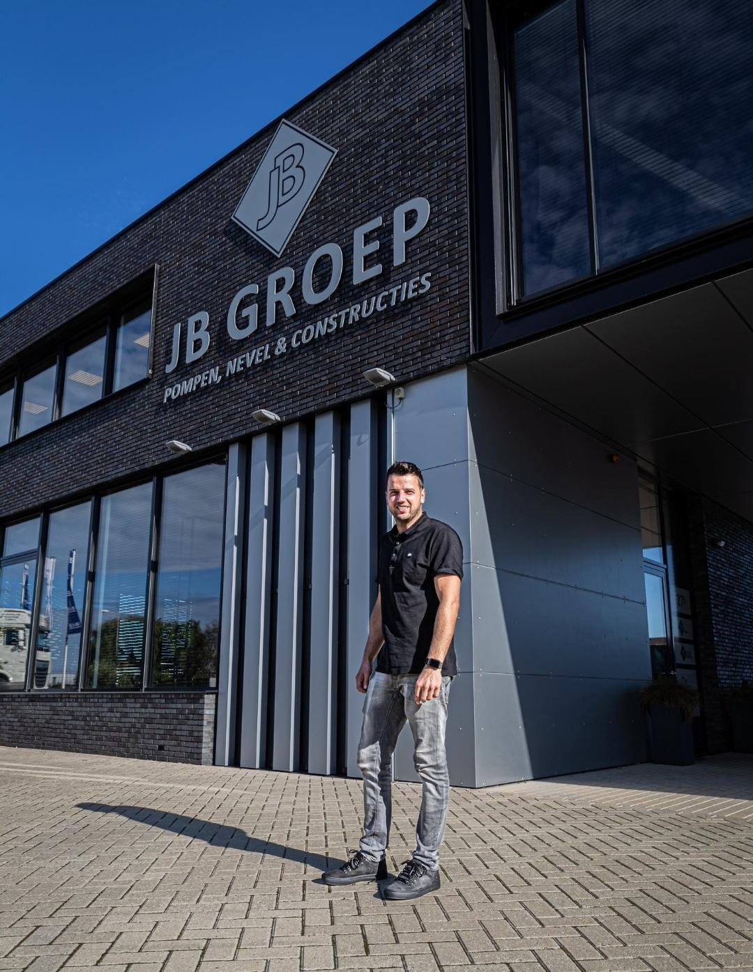 JB Groep verlengt haar sponsorcontract!!