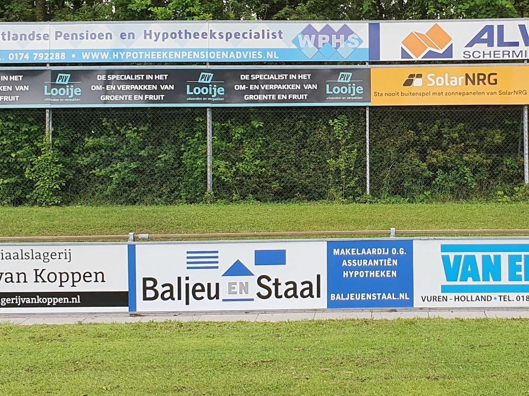 Baljeu en Staal verlengt sponsorcontract