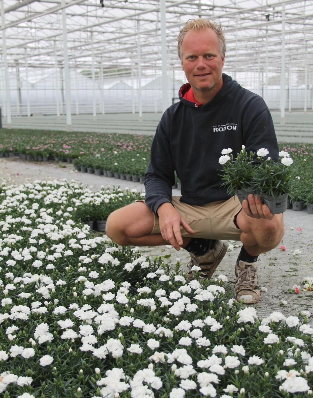 Potplantenkwekerij Rodon verlengt sponsorcontract