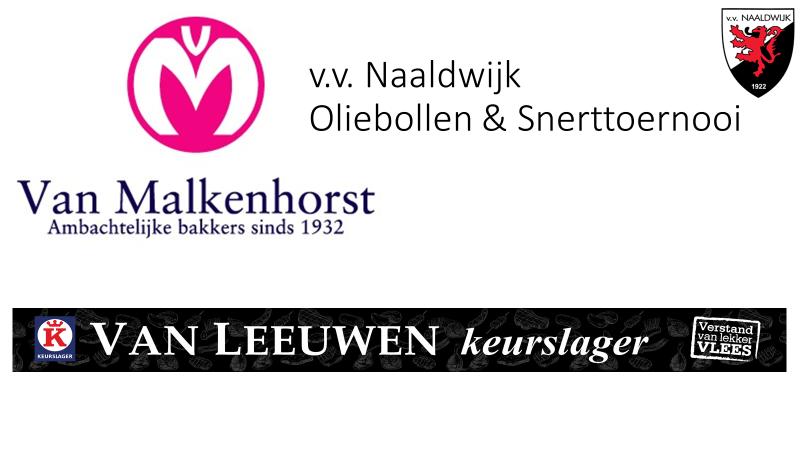 Het Bakkerij van Malkenhorst en Keurslager van Leeuwen Oliebollen en Snert toernooi 2019