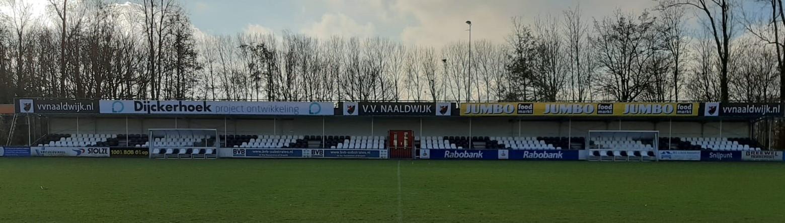 Jumbo Koorneef Foodmarkt nieuwe sponsor van vv Naaldwijk