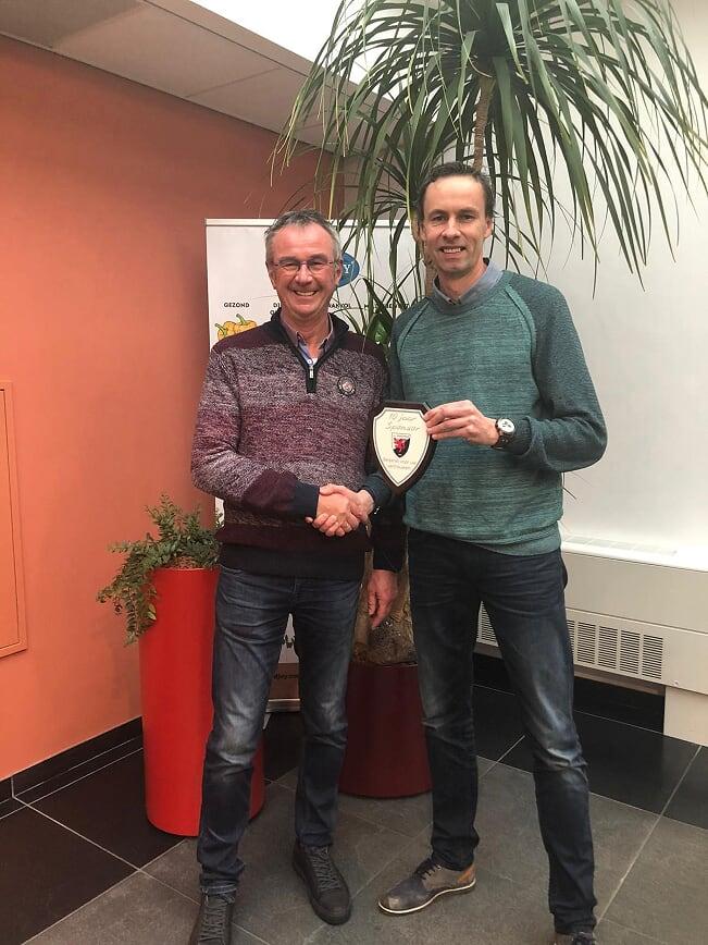 Vreugdenhil Young Plants al 11 jaar trouwe sponsor vv Naaldwijk