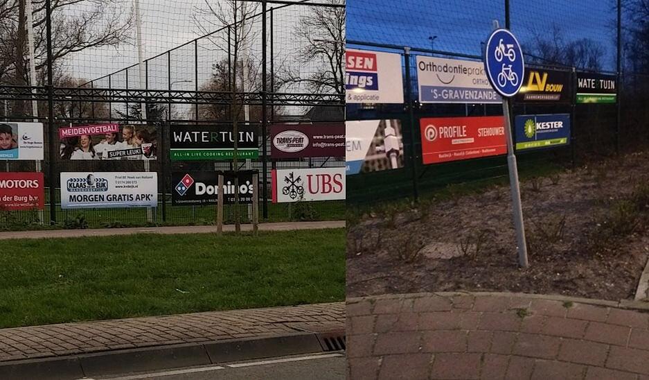 Watertuin nieuwe sponsor bij vv Naaldwijk