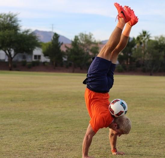 Actie: Hoe blijf jij fit zonder voetbal!?