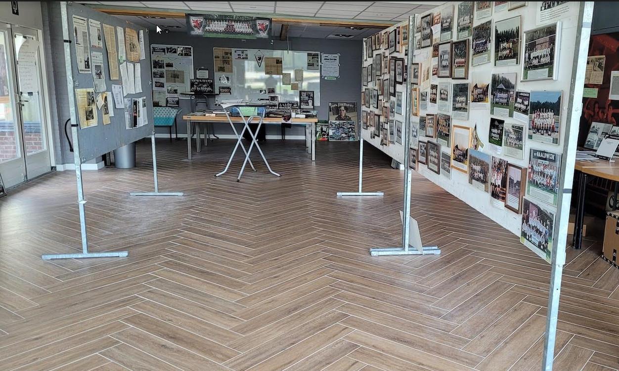 Museum VV Naaldwijk ook nog komend weekend